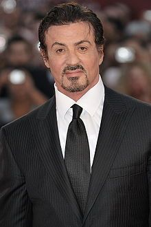 Sylvester Stallone had to live in a bus station for a while when he was young...