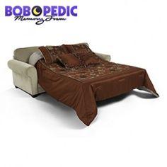 """Maggie II 90"""" Bob-O-Pedic Gel Queen Sleeper Sofa"""
