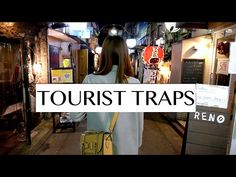 Tokyo Tourist Traps | Tips For Travel In Japan - YouTube