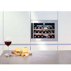 Liebherr WKEes553-20 inbouw wijnkoeler / Liebherr WKEes553-20 built-in wine cooler #budgetplan