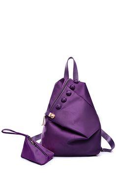 Purple purses · Button Metal Solid Color Satchel  men,  hats,  watches,   belts 644095893c