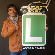 CHRISTIAN MARTIN!!! #hoyvoy #hoyvoy #autoescuela #barcelona