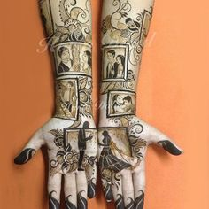 Master's Exclusive Mehendi - to Apply or Learn this type of Exclusive Mehendi - Contact Mehndi artist - Jyoti Chheda +91 9819352829 available worldwide