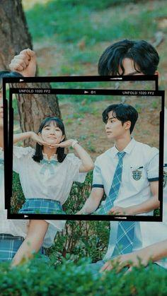 Korean Drama Romance, Korean Drama List, Overlays Instagram, K Drama, We Bare Bears Wallpapers, Kim Sejeong, Korean Couple, Couple Aesthetic, Ulzzang Couple
