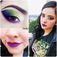 Comic love! https://www.makeupbee.com/look.php?look_id=86756