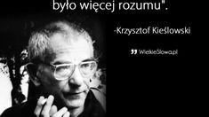 Aby wyleczyć ranę, należy… Krzysztof Kieslowski, Einstein, Movies, Movie Posters, Author, Films, Film Poster, Cinema, Movie