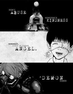 New Quotes Sad Anime Tokyo Ghoul 67 Ideas Anime Naruto, Me Anime, Dark Anime, Otaku Anime, Sad Anime Quotes, Manga Quotes, Dark Quotes, New Quotes, Evil Quotes
