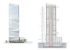 Image 8 of 11 from gallery of HENN Wins Competition to Design Wenzhou High-Rise. Photograph by HENN