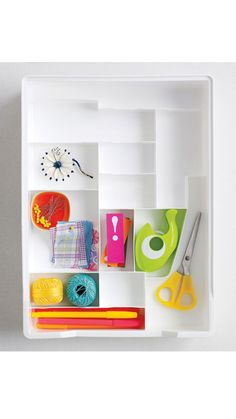 How to organize everything