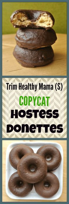 Thm Donuts Trim Healthy Mamas