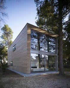 お家作りの際に参考にしたいシンプルデザインの住宅建築 [随時更新] - NAVER まとめ