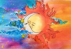 "goddess-river:  lunarspace:  ॐ☽ NATURE ◅▻ SPIRITUAL ☾ॐ  The ""4957 Miles"" story  ☽⁎˚*☀ Moonlight garden ✵ ⁎ *☾  ❁"