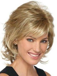 16 Astonishingly Beautiful Medium Hairstyles with Bangs