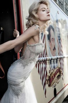 Pnina Tornai 2015 bridal collection