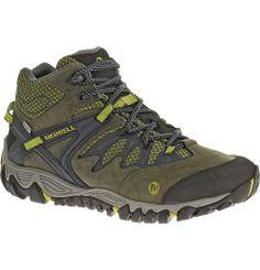 Merrell All Out Blaze Mid Waterproof - Men's - Hiking Shoes - J24609