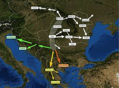 Theoretical map of Romanian ethnogenesis Romania Facts, Montana, All Continents, Historical Maps, History Facts, Middle Ages, Trending Memes, Latina, Jokes