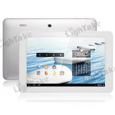 Ployer MOMO12 10.1 Inch IPS Screen Android 4.1 RK3066 Dual Core Tablet PC 1GB/16GB - White