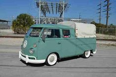 This sweet 1964 Double Cab is located in the state of Florida. Its been there for less than a year and came from Southern California where it had spent most of its life. It is a very clean and very solid example that is wildly cool. $35,000