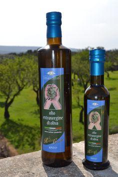 """olio extravergine d'oliva Denocciolato Monocultivar """"Mavilio"""""""