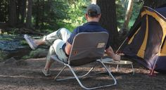 Shape Field Chair for the Great Outdoors