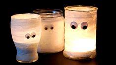 Les momies lanternes
