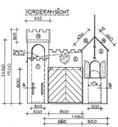 vatertag: bollerwagen bauplan - cart plans | baupläne | pinterest - Puppenkleiderschrank Bauen