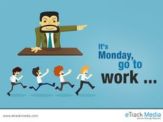 Good morning, Monday arrives again! Its time to answer phone calls, revert emails, attend meetings and steer far away from happiness.  #Monday‬ #MondayBlues‬ #NewWeek‬ #NewStart‬ #StayFocused‬ #BeEnergetic‬