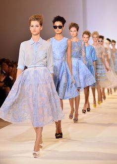 The Temperley London Show at London Fashion Week