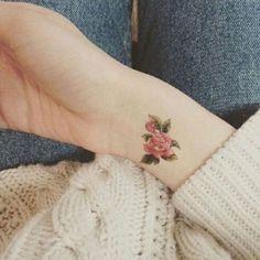 significato tatuaggio rosa