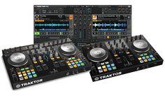 Traktor Kontrol S4 MK2 and Kontrol S2 MK2 po EXTRA Ceni samo @ Artist Sistems !!!