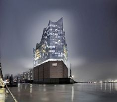 The Style Examiner: Costs of Building Herzog & de Meuron's Hamburg Elbphilharmonie Rise Again