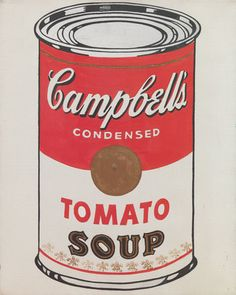Museum of Modern Art | Andy Warhol: Campbell's Soup Cans and Other Works, 1953–1967