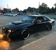 gashetka:1985 | Ford Mustang GT | Source Funny Pics