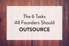 6 Productivity-Sucking Tasks That Creators Must Be Outsourcing https://medium.com/@OutsourceVA/6-productivity-sucking-tasks-that-creators-must-be-outsourcing-1747ca38ed63?utm_source=contentstudio&utm_medium=referral