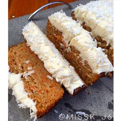 Healthier carrot cake with cream cheese frosting recipe