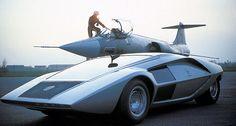 Eine zweite Chance erhielt der Stratos Zero fast zwei Jahrzehnte später vom King of Pop.