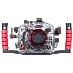 New Arrival! Ikelite Underwater Housing for Nikon D5300. Take your D5300 for a dive ;) Just $1499.95