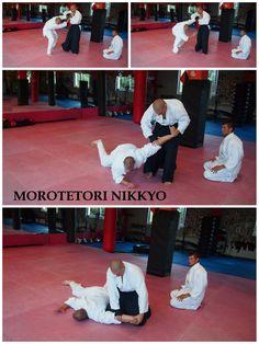 Aikido training Prievidza