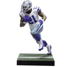 8cb1ea7ab Ezekiel Elliott (Dallas Cowboys) EA Sports Madden NFL 17 Ultimate Team  Series 2 McFarlane