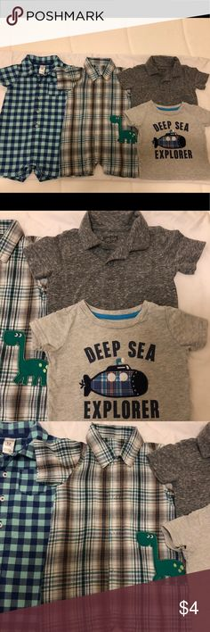 Baby Boy Clothes Size 3 6 Months Baby Boys Clothes Clothes And