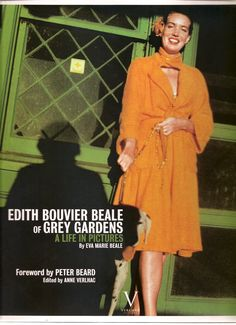Edith Bouvier Beale of Grey Gardens, A Life in Pictures (Author Eva Marie Beale, Forward by Peter Beard, and introduction by Bouvier Beale Jr.) unveils how the earlier life and times of Little Edie Beale was so filled with magic and wonder of the. Edith Bouvier Beale, Jackie Onasis, Edie Beale, Peter Beard, Jacqueline Kennedy Onassis, Eva Marie, Grey Gardens, East Hampton, High Society