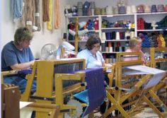 Weaving Classes - Wh
