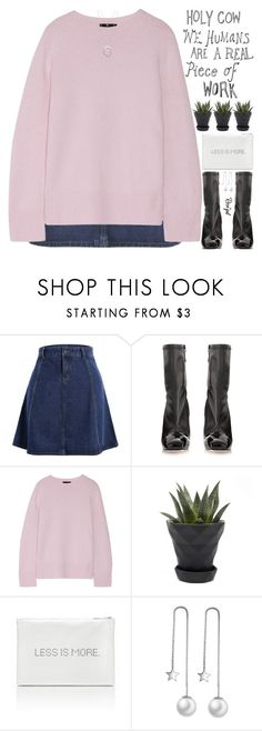 """""""i want to be known as someone who's full of love and radiates light"""" by exco ❤ liked on Polyvore featuring Alexander McQueen, The Row, Chive, clean, organized and rosegal"""