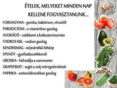 Életmód cikkek : Egészségünkért Spinach, Healthy Lifestyle, Cabbage, The Cure, Garlic, Health Fitness, Healthy Recipes, Healthy Food, Beef