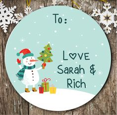 Make Christmas wrapping easier with our fabulous personalised Christmas stickers Sticker Details 24 x 4 round stickers Printed in fabulous Christmas Cover, Christmas Stickers, Calendar Stickers, Round Stickers, Paper Party Bags, Personalized Stickers, Logo Sticker, Christmas Wrapping, The Elf