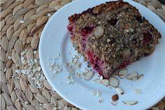 Oatmeal Bake (Vegan & Gluten Free) SO good!