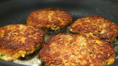 Siri Daly of Siriously Delicious shares her Chickpea Burgers recipe. #eatrealfood #plantslant #plantpowered