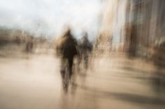 Abstract expressionist street photography by Alan Humphris Contemporary Photography, Abstract Photography, White Photography, Street Photography, Contemporary Art, Photography Ideas, Slow Shutter Speed Photography, Denis Robert, Abstract Digital Art