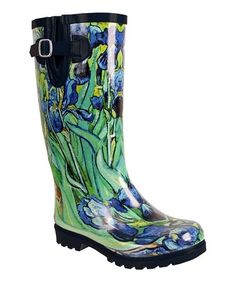 Irises Puddles Rain Boot - Women by Nomad Footwear