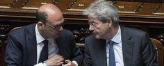 """Umberto Marabese : Ius soli, Gentiloni: """"Difficoltà nella maggioranza..."""